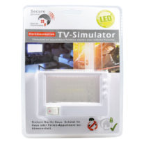 TV simulator Secure@Home