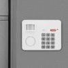 alarm s detektorom pokreta i tipkovnicom secureathome na zidu