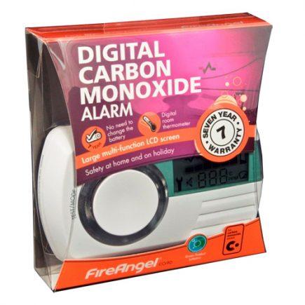 Detektor ugljičnog monoksida Fireangel CO-09 u kutiji