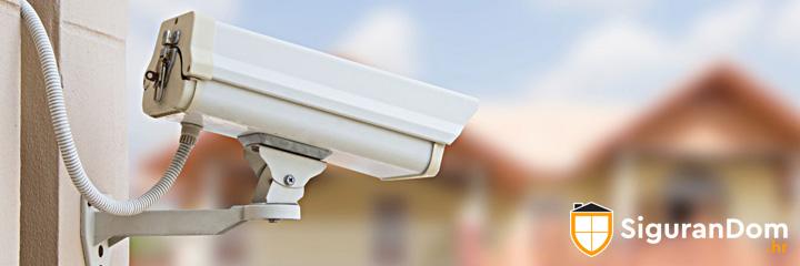 video nadzor siguran dom