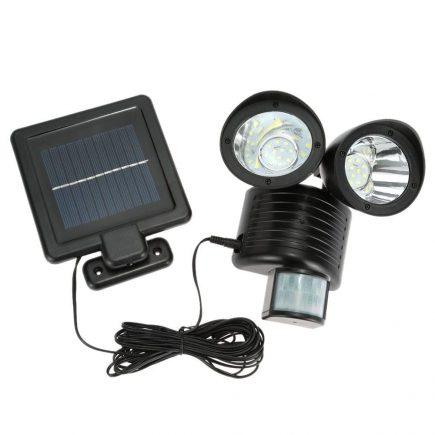 LED solarni reflektor sa senzorom pokreta