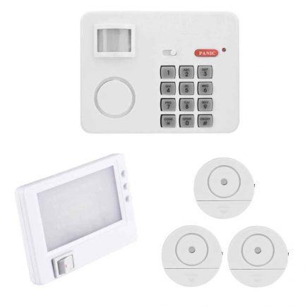 alarmni set