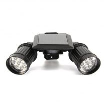 LED reflektor sa senzorom pokreta i solarnim punjenjem