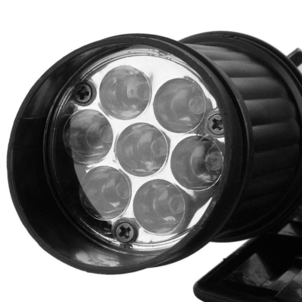 LED reflektor sa senzorom pokreta i solarnim punjenjem leca