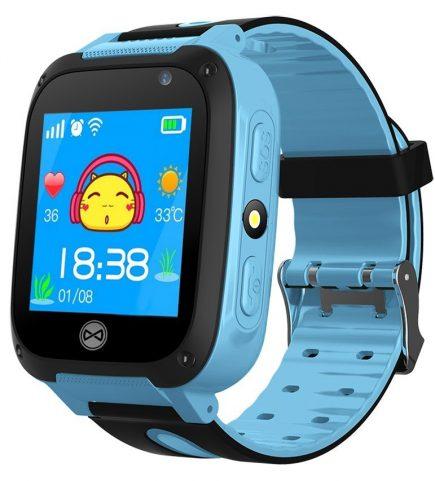 Smartwatch za djecu Forever KW-50 upaljen ekran