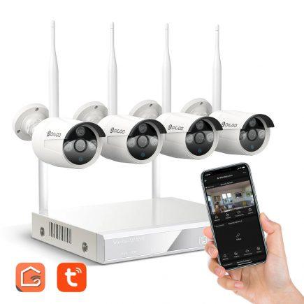 Bežični video nadzor Digoo DG-KS7204